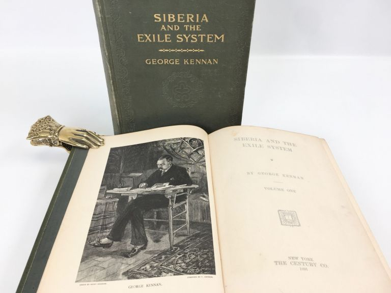 Siberia and the Exile System. George Kennan.