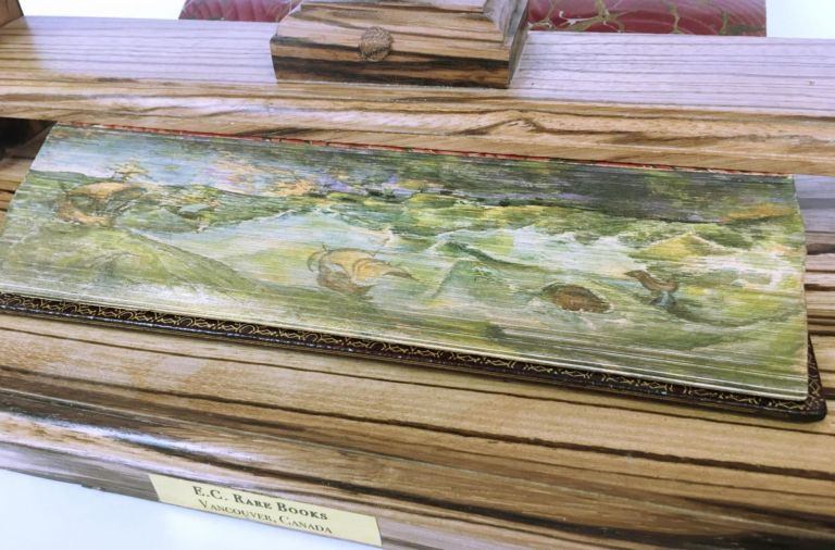 The Complete Works of Oliver Wendell Holmes. Fore-Edge, Holmes Oliver Wendell.