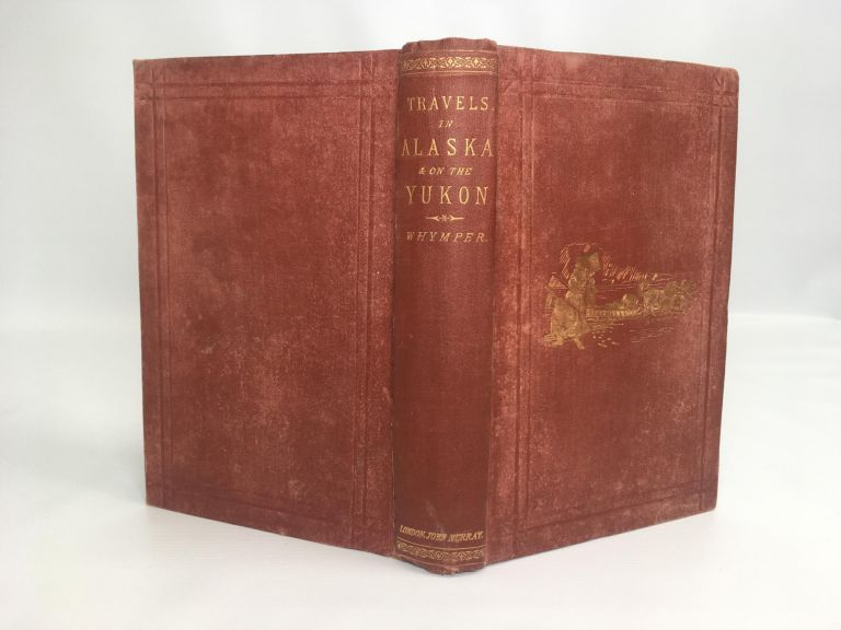 Travel and Adventure in the Territory of Alaska. Frederick Whymper.