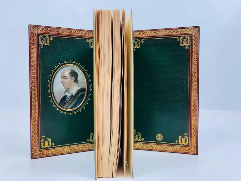 The Poetical Works of Oliver Goldsmith. Sangorski Cosway Binding, Goldsmith Oliver.