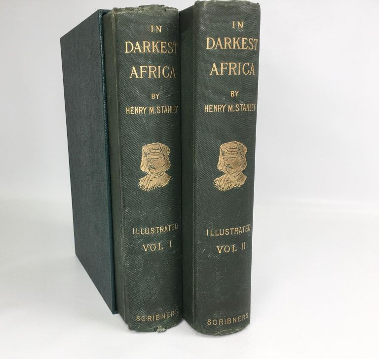 In Darkest Africa. Stanley Henry M.