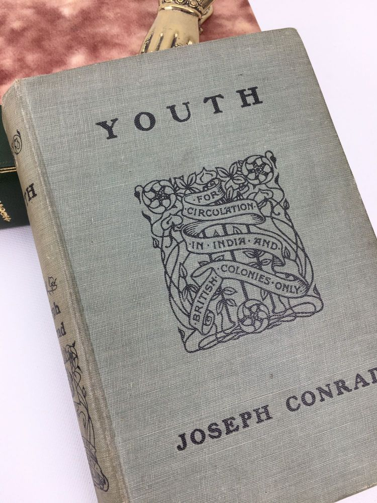 Youth: A Narrartive and Two Other Stories. Joseph Conrad.