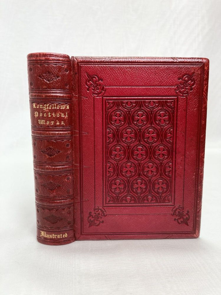 The Poetical Works of Henry Wadsworth Longfellow. Henry Wadsworth Longfellow.