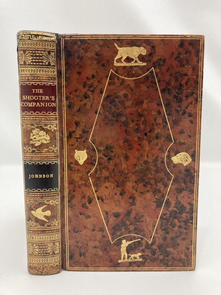 The Shooter's Companion; Description of Pointers and Setters. T. B. Johnson.