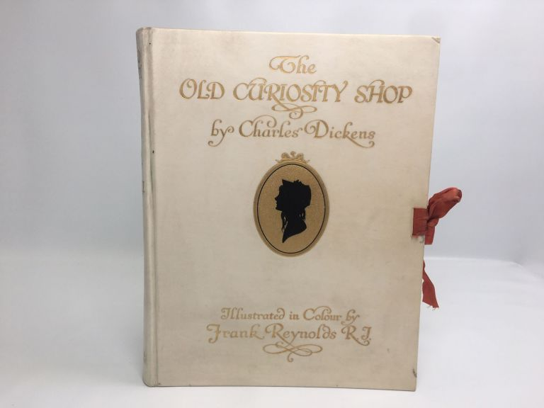 The Old Curiosity Shop. Charles Dickens.