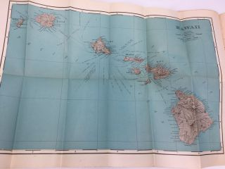The Phillippines and Hawaii