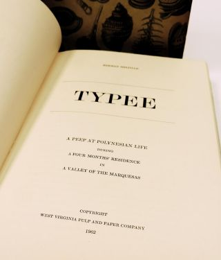 Typee: A Peep at Polynesian Life During a Four Months' Residence in a Valley of the Marquesas