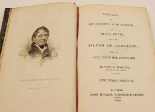 Voyages of His Majesty's Ship Alceste to Chine, Corea and the Island of Lewchew; With an Account of her Shipwreck