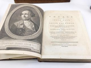 Three Voyages of Captain James Cook