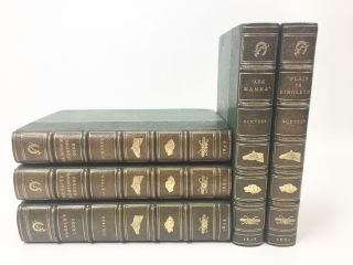 Works of Surtees, 5 Vols 1853-1865. Surtees