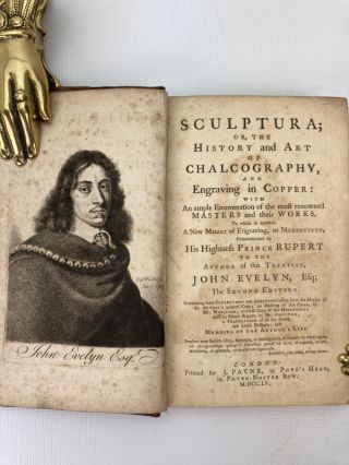 Sculptura; ; or, the History and Art of Chalcography and Engraving in Copper: With an Ample...