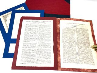 First Printed Account of the Battle of Trafalgar and News of Nelson's Death