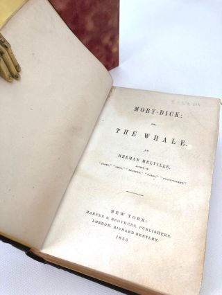 Moby-Dick; or The Whale