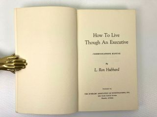 How to Live Though an Executive