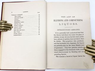 The Art of Blending and Compounding Liquors and Wines