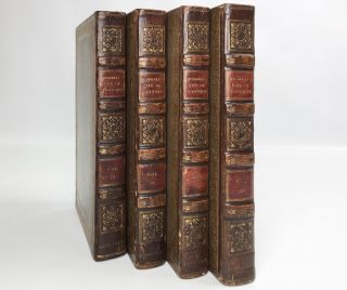 The Life of Samuel Johnson 4 Vols.; LLD Comprehending an Account of His Studies and Numerous...